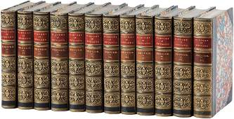 Froude's History of England finely bound