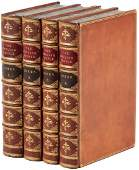 Greens History of the English People finely bound