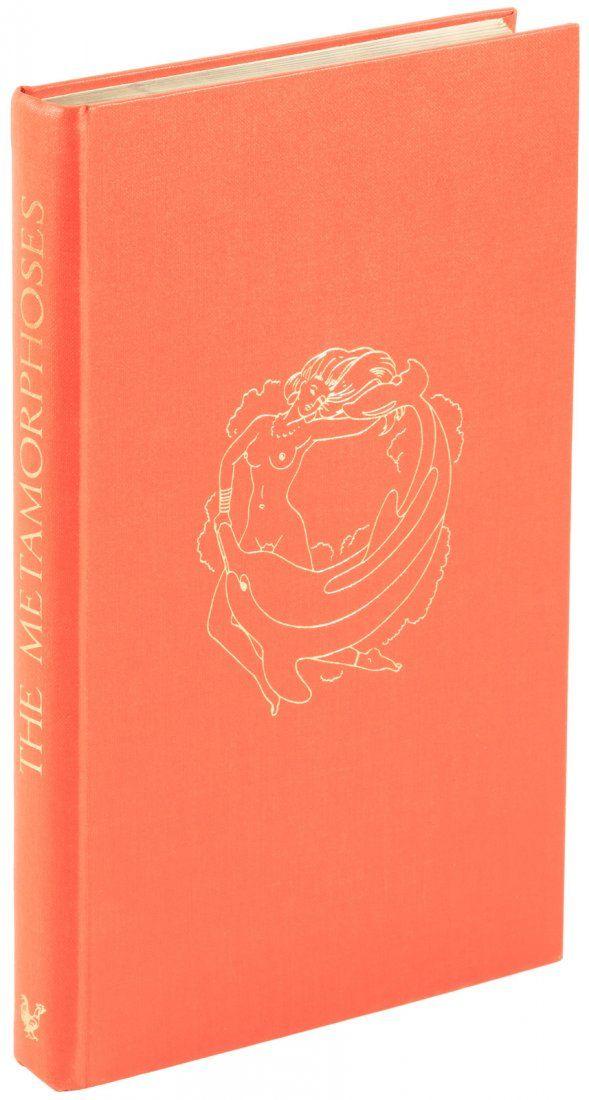 Golden Cockerel Metamorphoses by Ovid