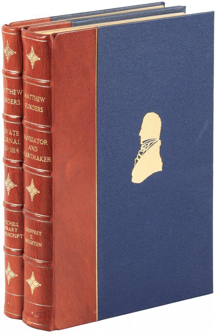 Matthew Flinders Navigator and Chartmaker - Deluxe