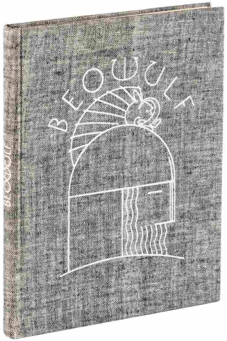 Beowulf - Illustrated by Rockwell Kent
