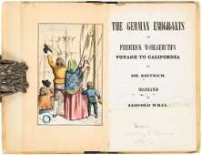Dietrichs German Emigrants to California