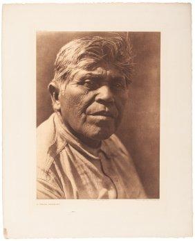 Edward Curtis Photogravure