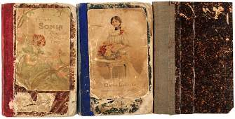 Manuscript Mexican cookbooks c19001902