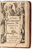 Cicero in miniature Amsterdam 1625