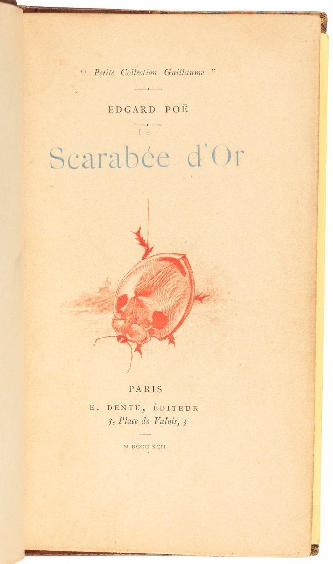 Poe's Gold Bug perhaps in human skin - 3