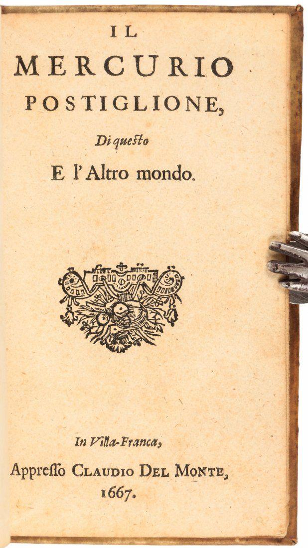 Il Mercurio Postiglione 1667