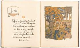 Color woodcuts by Gustave Baumann