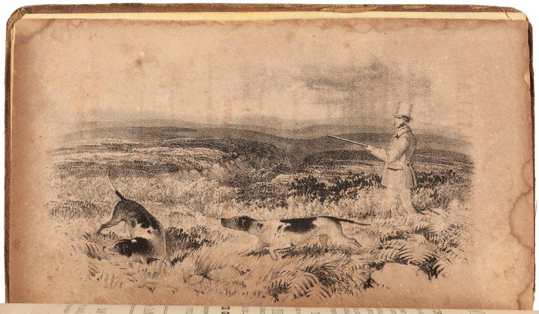 The Shooter's Manual, 1837, rare - 3