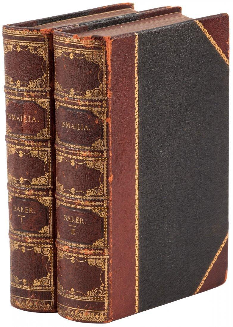 Samuel Baker Ismailia First Edition