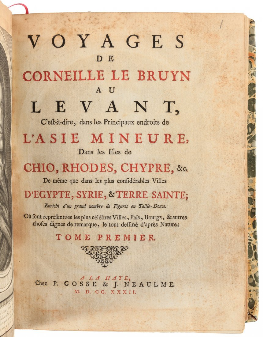 Le Brun's Voyages in the Levant - 2