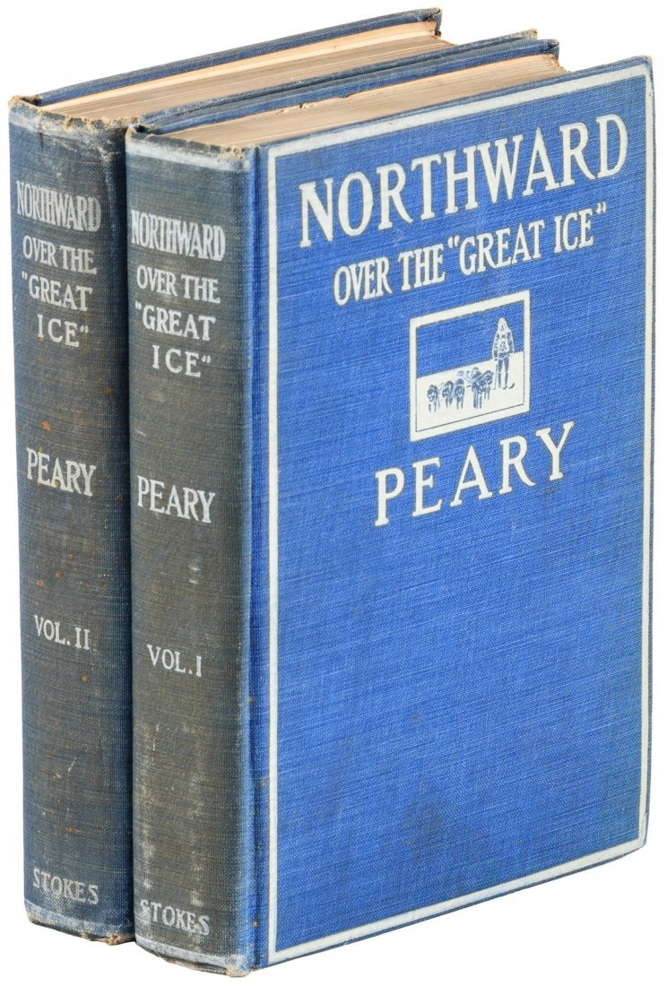 Peary Northward over the Great Ice