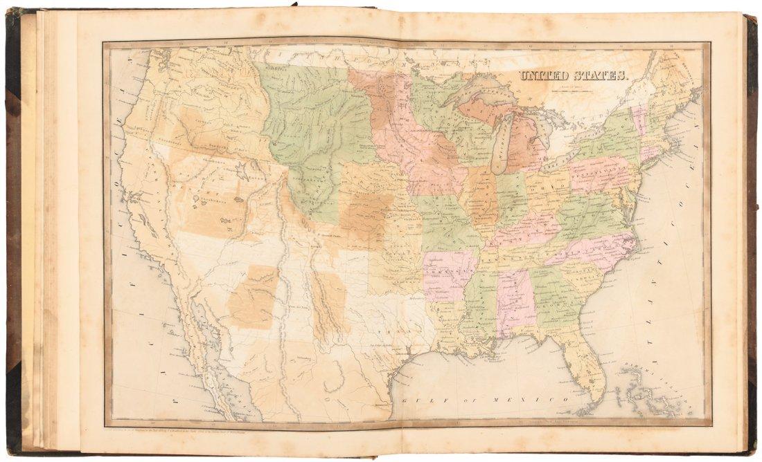 American Atlas TG Bradford 1842 - 2
