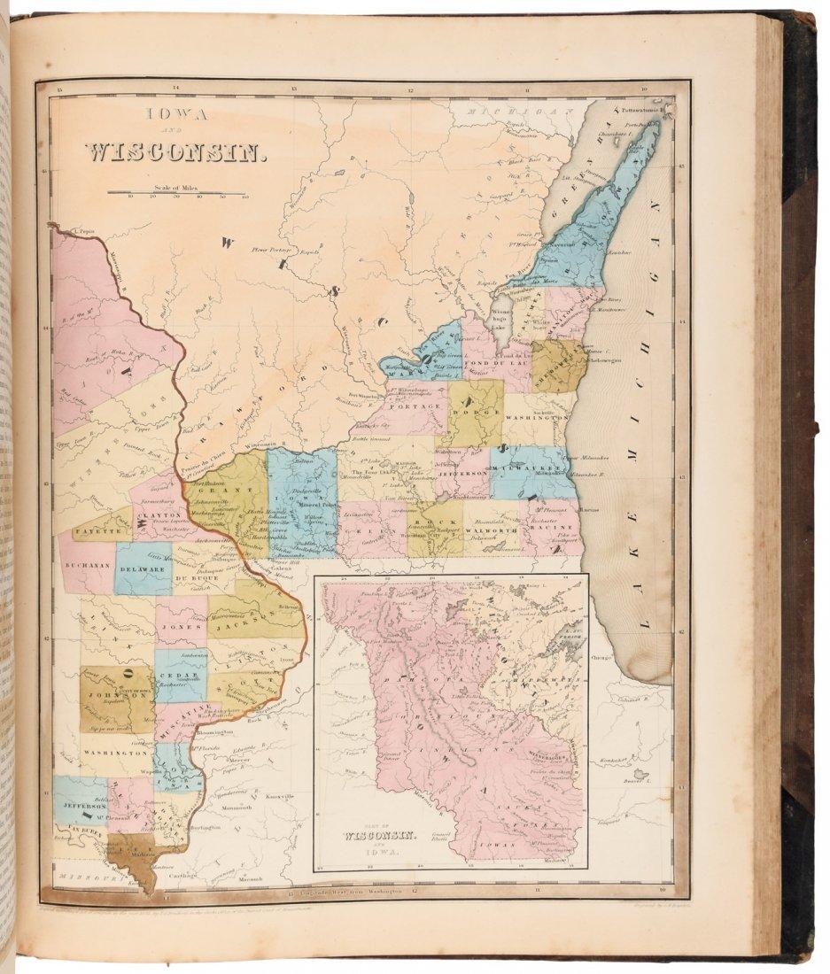 American Atlas TG Bradford 1842 - 6