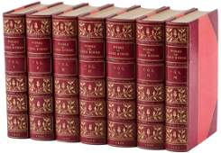 Works of Lord Byron bound by Bumpus