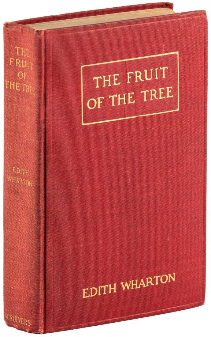 Edith Wharton The Fruit of the Tree 1st Edition.