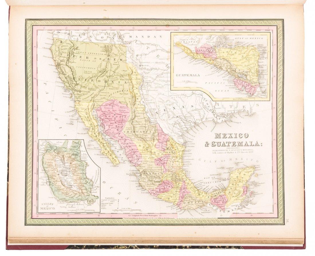 Mitchell's New Universal Atlas 1847 - 3