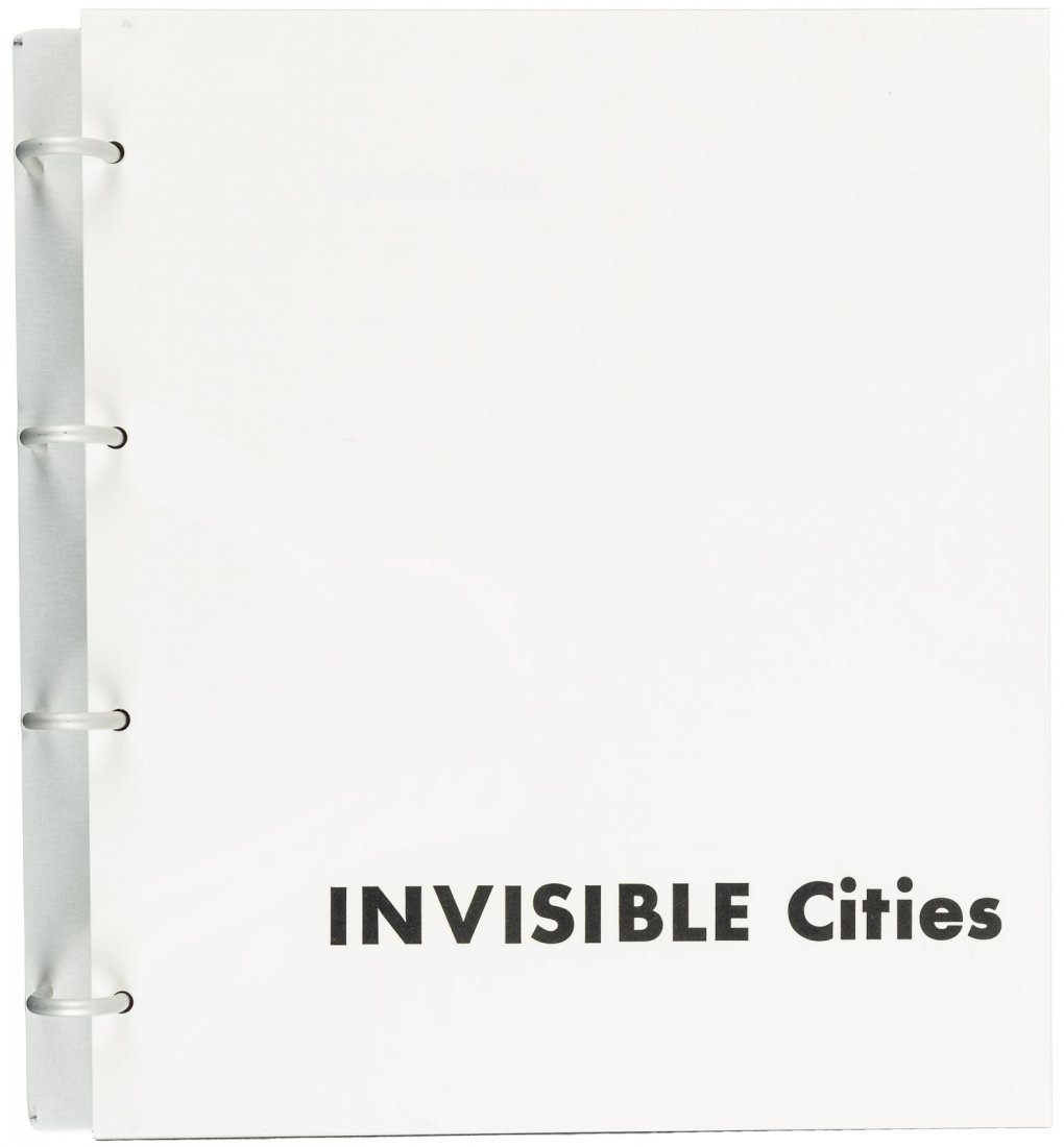 Invisible Cities Arion Press Wayne Thiebaud - 3