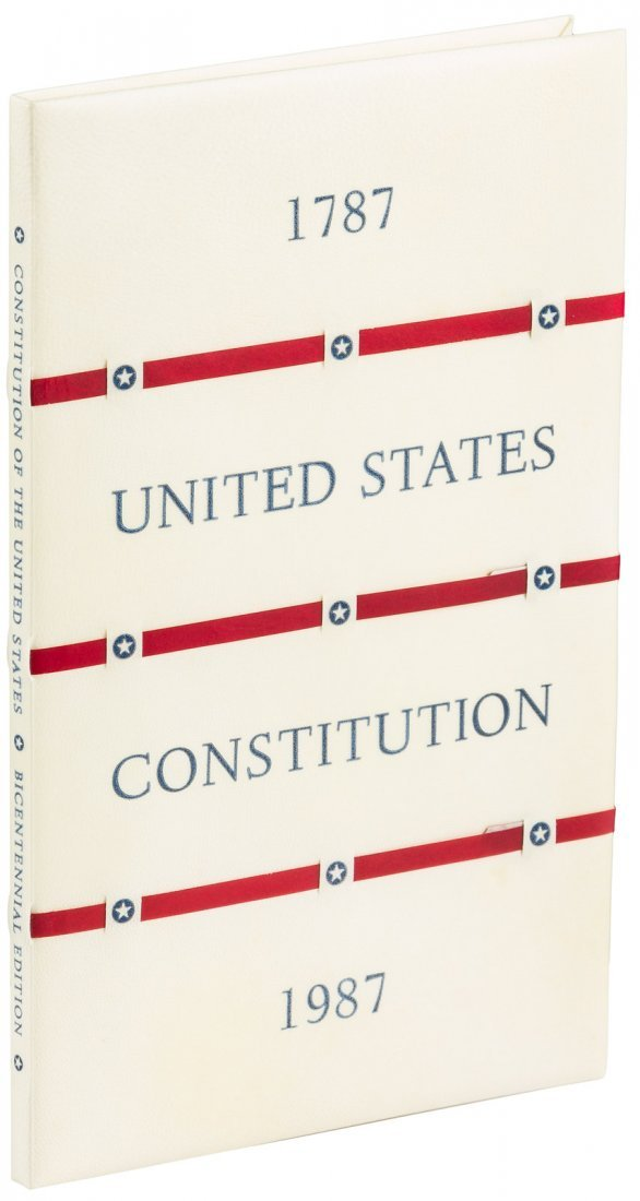 Constitution of the United States, Arion Press - 2