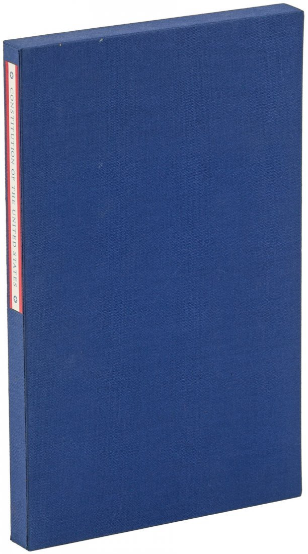 Constitution of the United States, Arion Press - 3