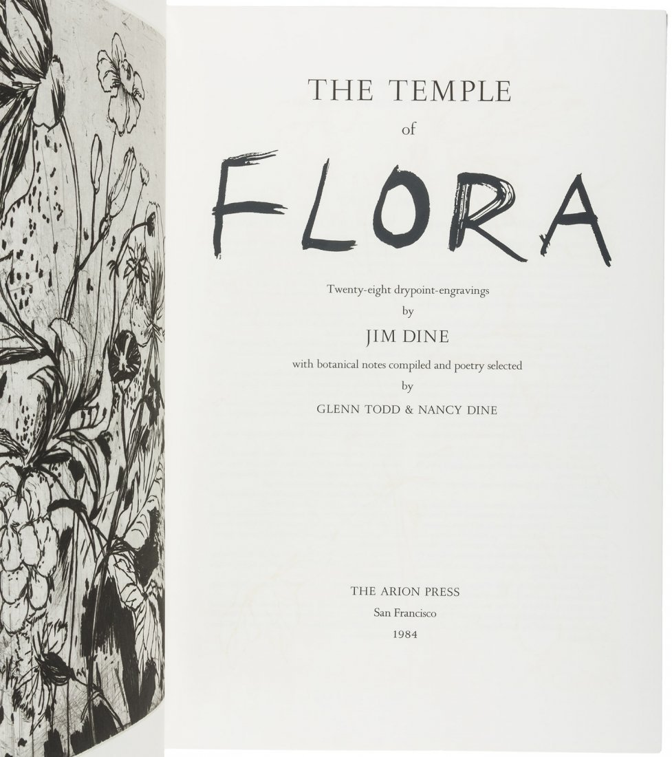 The Temple of Flora, Arion Press - 3