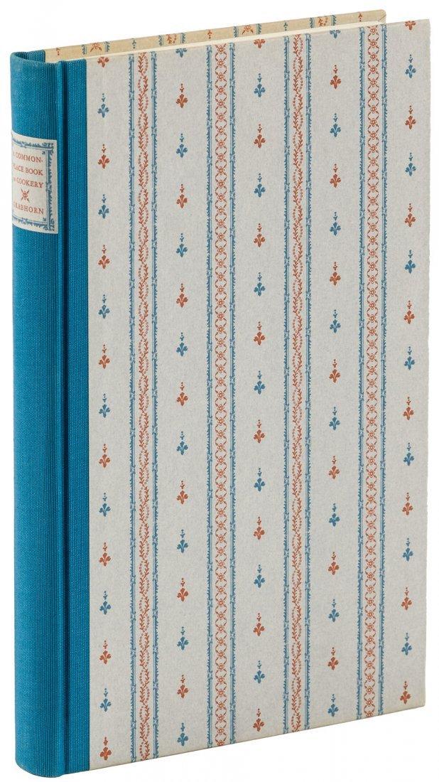 Grabhorn's Book of Cookery 1 of 425 copies, Arion Press