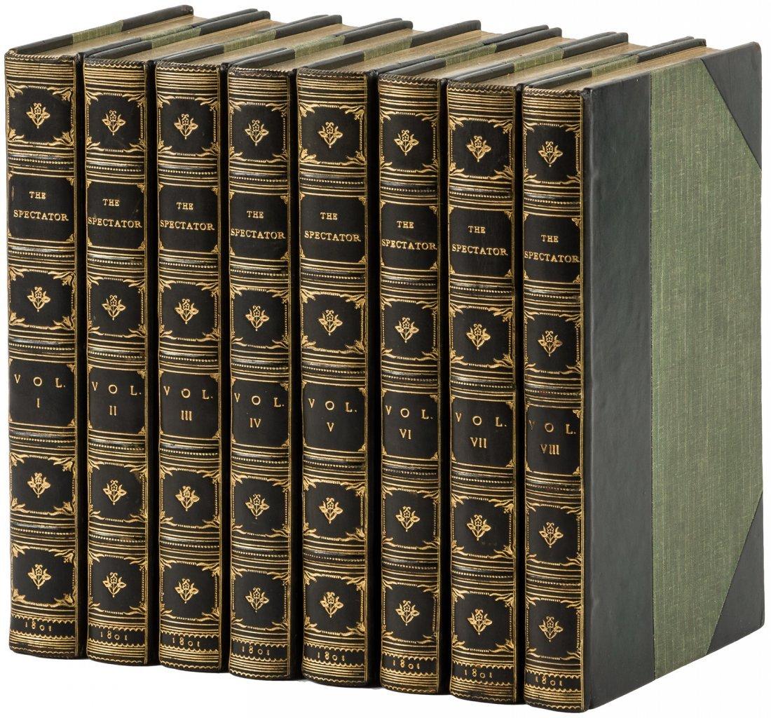 Addison & Steele the Spectator 1822 edition