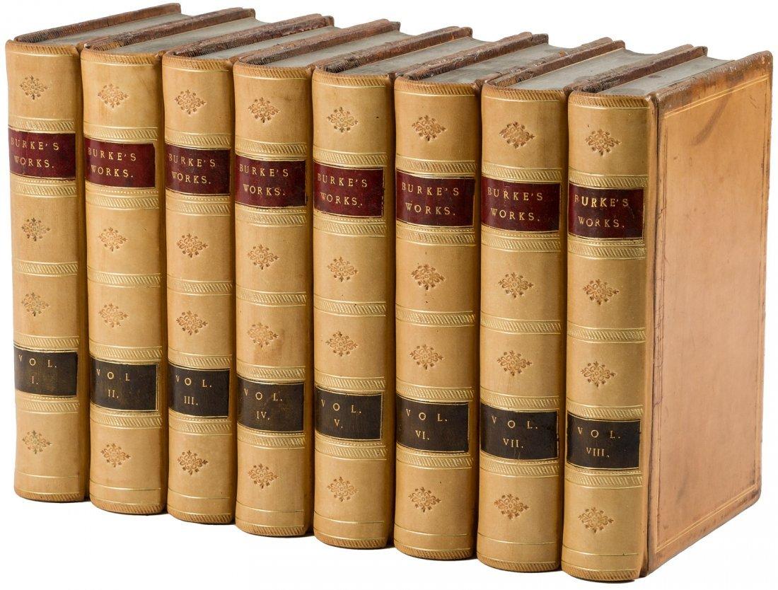 Edmund Burke's Writings and Correspondence