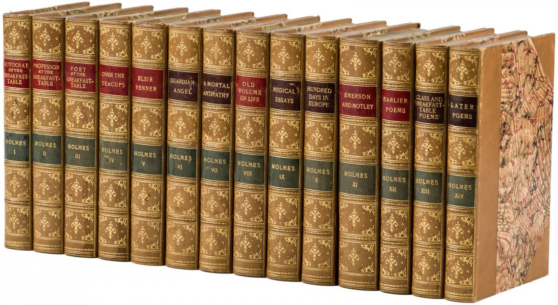 Collected Works of Oliver Wendell Holmes
