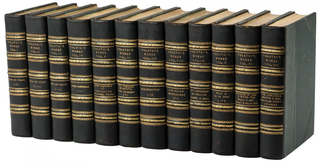 Tolstoi's Collected Works