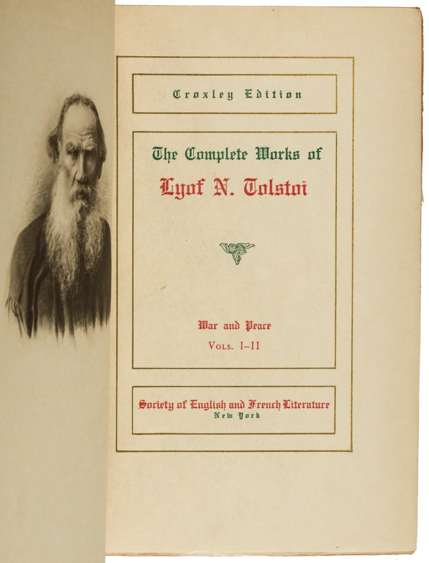 Tolstoi's Collected Works - 2
