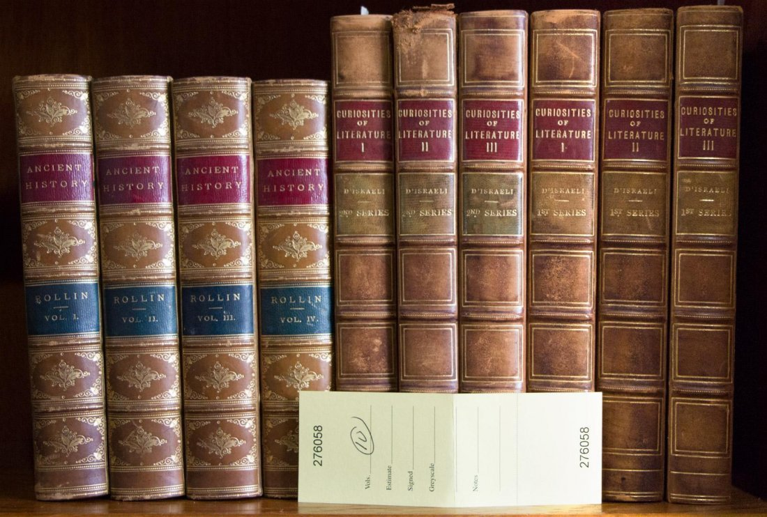 Two Sets: Roland's Ancient History, Disraeli