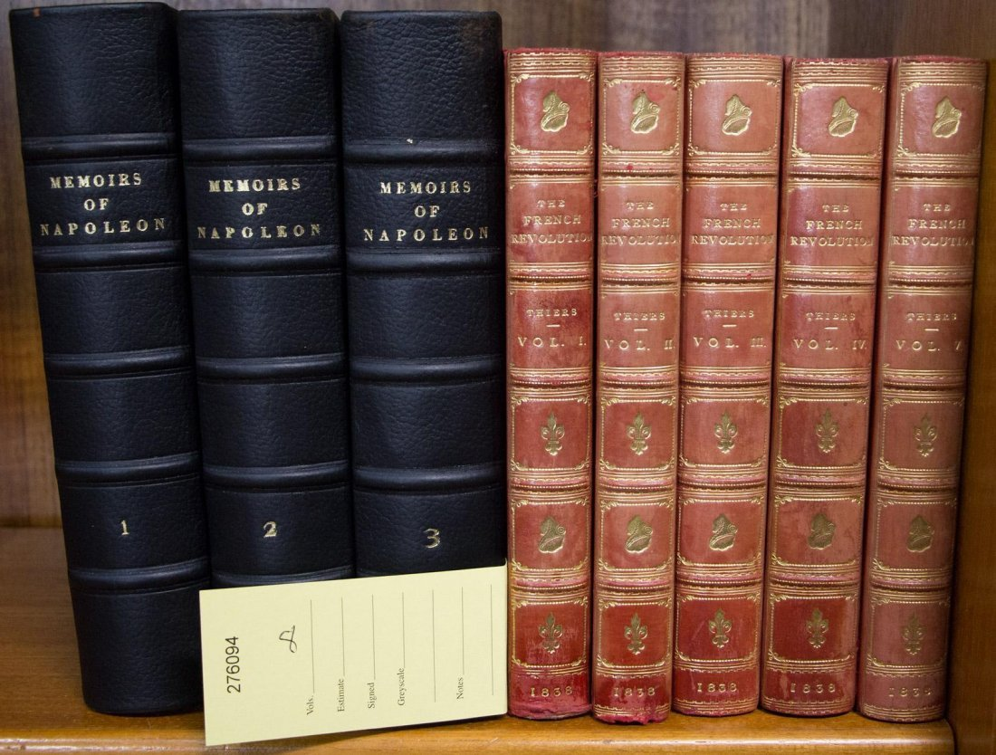 Memoirs of Napoleon & French Revolution