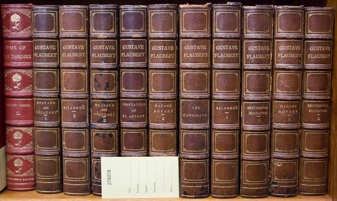 Flaubert Ten Volume Set