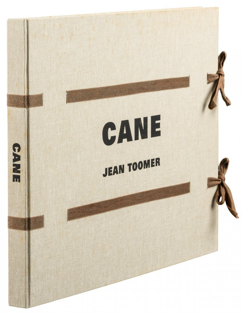 Cane by Jean Toomer Arion Press