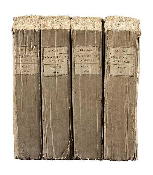 Bichat, Anatomie Générale 1821