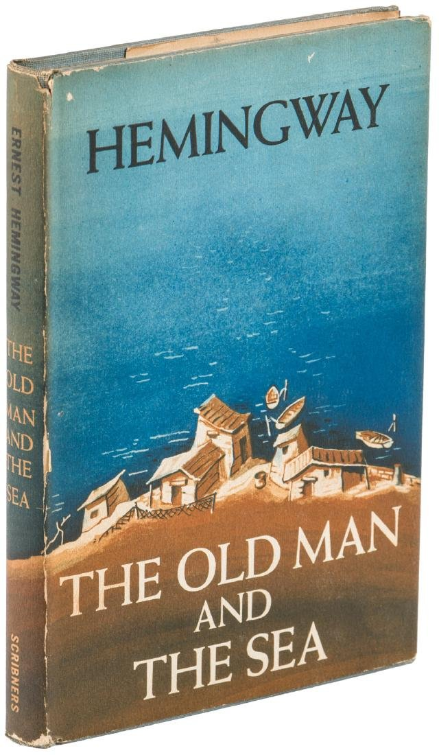 """an interpretation of ernest hemingways the old man and the sea Structuralism and interpretation ernest hemingway (hemingway, ernest """"the old man and the sea"""" by ernest hemingway follows an older cuban fisherman."""