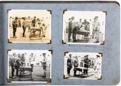 Photo album of British sailor in WWII Pacific