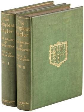 The Compleat Angler - The Winchester Edition
