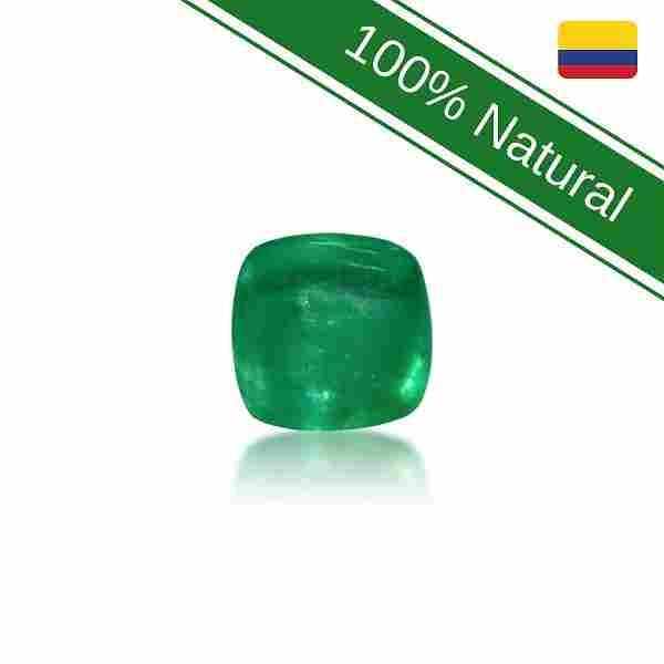 23.65 Carat Natural Loose Emerald Gemstone. AAA Gem