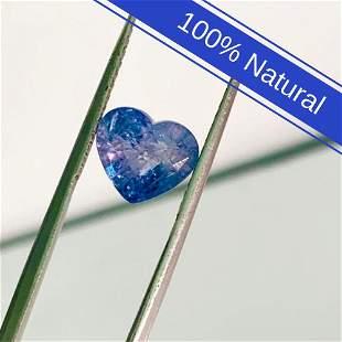 3.00 Carat Natural Loose Blue Sapphire AAA Gemstone