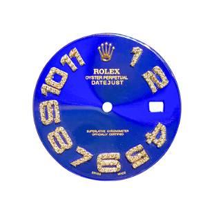 Rolex Datejust Diamond Dial 40mm