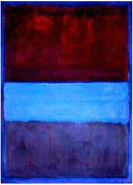 Mark Rothko No.61 (Rust and Blue) 1953 Limited Edition