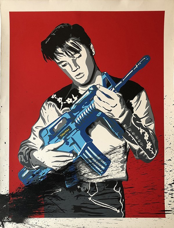 MR. BRAINWASH, Don't be Cruel
