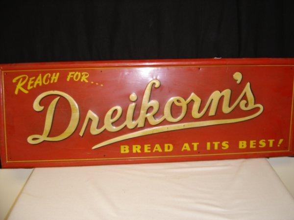 6: Dreikorn's bread sign.