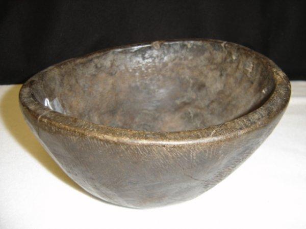7: Native American Burl bowl