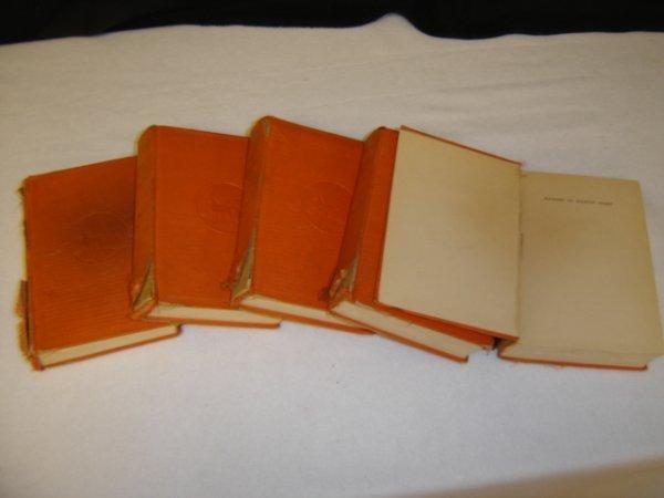 15: Lot of 5 Zane Grey Books