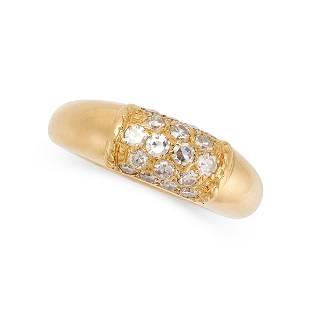 A DIAMOND PHILIPPINES RING, VAN CLEEF & ARPELS in 18ct