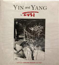 Yin and Yang by Rafael Cusi, Philippines