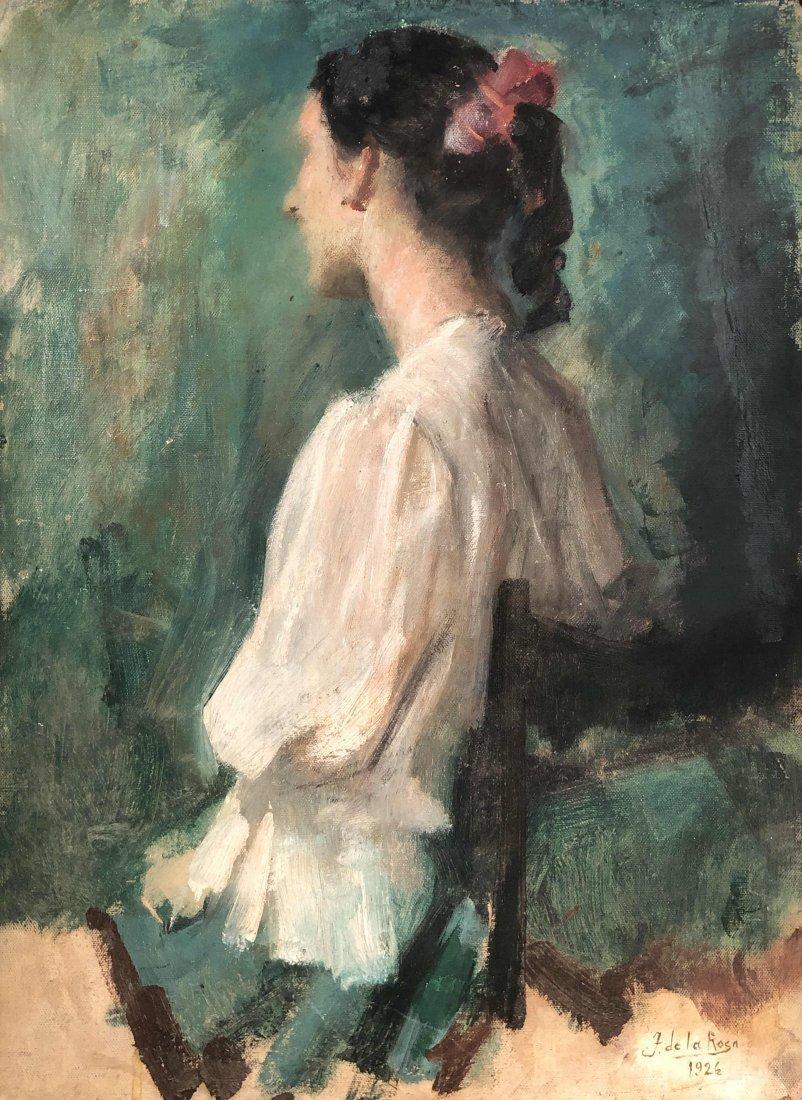 Fabian De la Rosa, Philippines (1869-1937)